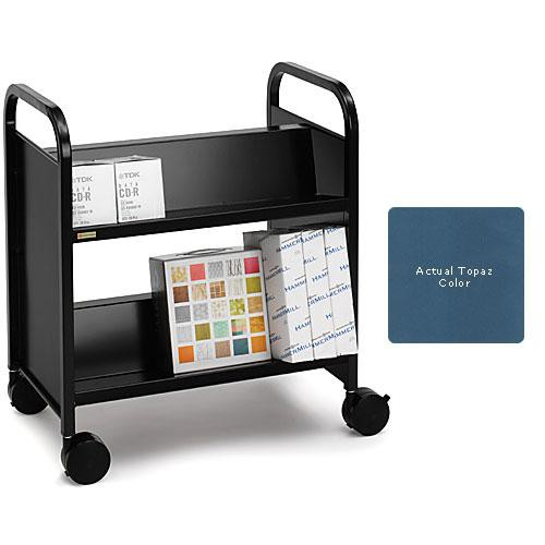 Bretford Double-Sided Mobile Book & Utility Truck (Topaz)
