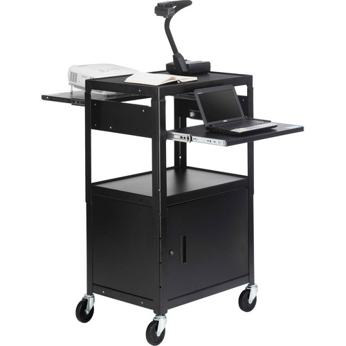 Bretford CA2642DNS-P5 AV Notebook & Projection Cart
