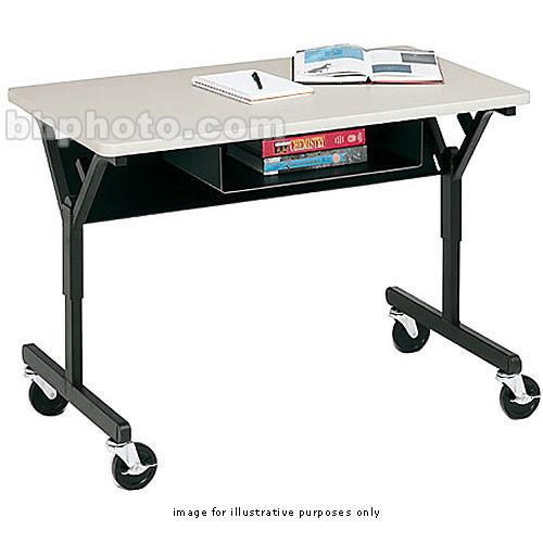 "Bretford 36 x 30"" Connections Student Classroom Desk (Grey Mist)"