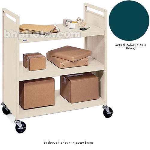 Bretford Mobile Flat Shelf Book & Utility Truck (Polo)