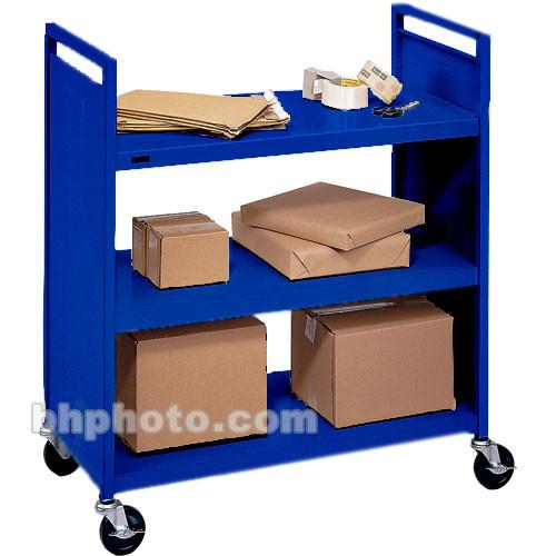 Bretford Mobile Flat Shelf Book & Utility Truck (Topaz)