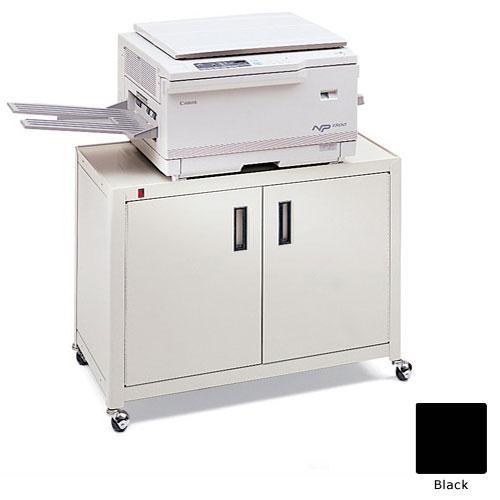 Bretford Office Machine Stand (Black Finish)
