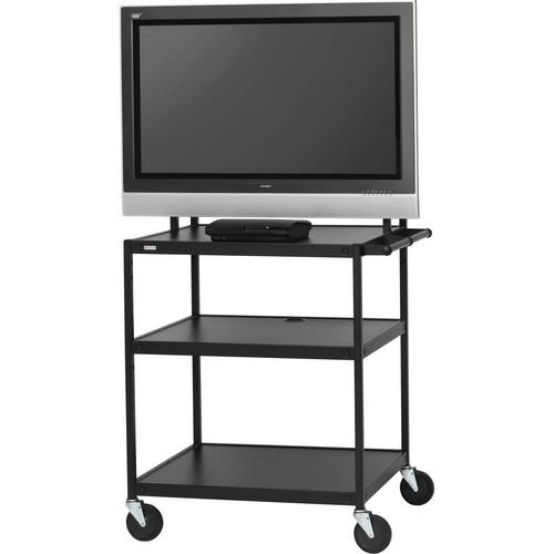 Bretford FP42UL-E5BK Flat Panel Cabinet Cart