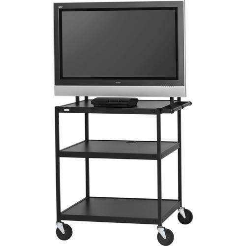 Bretford FP42UL-P5BK Flat Panel Cabinet Cart