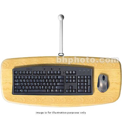 Bretford Keyboard Shelf (Dark Grey)
