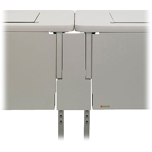 "Bretford Table Jumper Kit (36"" to 66"", Gray Mist))"