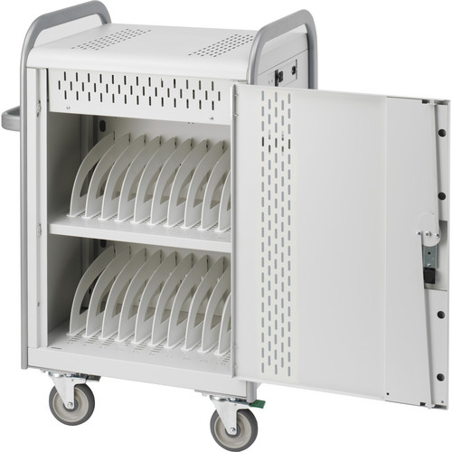 Bretford 20-Unit MDM Laptop Cart with Backdoors