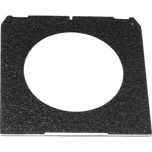 Bromwell Technika-type Lensboard for Linhof, Wista, Gandolfi & Other Cameras with 96 x 99mm Lensboard Specifications - Copal/Compur #3