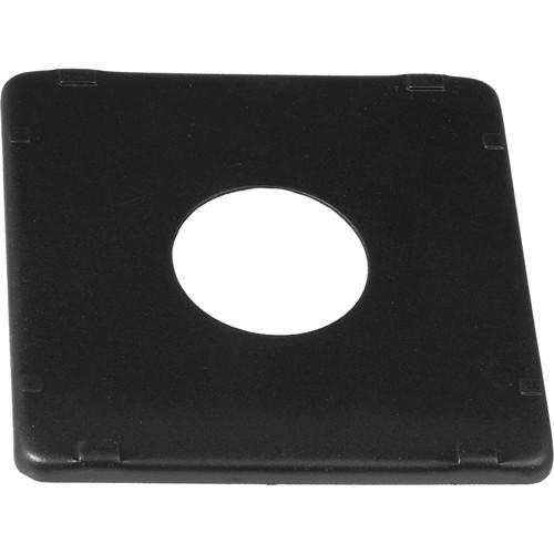 Bromwell Lensboard for #0 Size Shutters