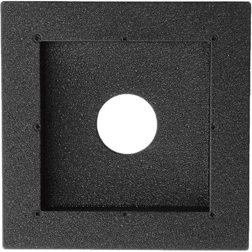Bromwell 1438 Sinar Size Recessed Lensboard