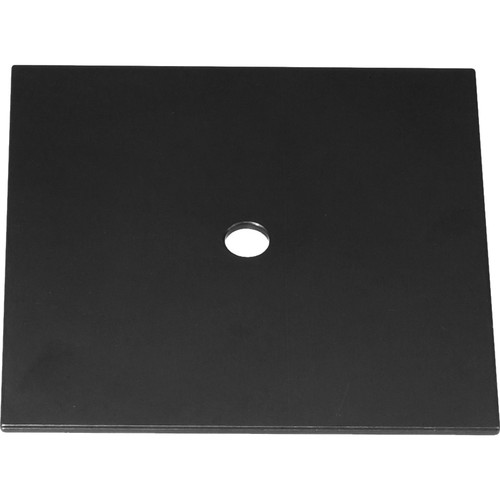 Bromwell Blank Lensboard for Sinar & Horseman Cameras with 140 x 140mm Lensboard Specifications