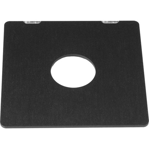 Bromwell 110 x 110mm Lensboard for #0 Size Shutters