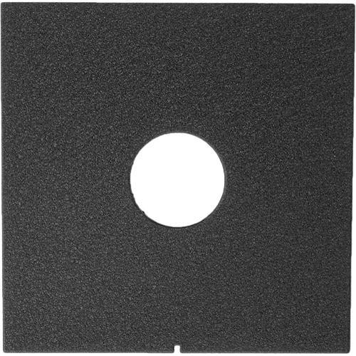 """Bromwell 1464 Blank Lensboard for Linhof 5x7"""""""