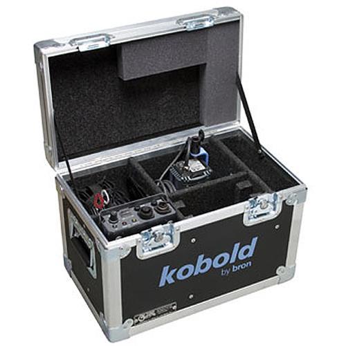 Bron Kobold DW 200 AC/DC Open Face 200-Watt HMI Production Kit