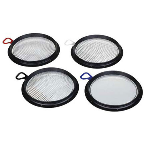 Bron Kobold Four Lens Set for DW200 HMI PAR