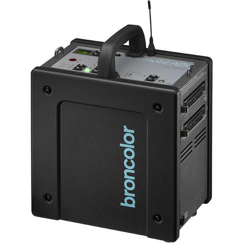 Broncolor Mobil A2R Power Pack - 1200 Watt/Seconds