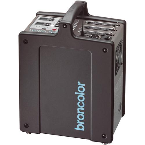 Broncolor Verso A4 RFS 2400 W/S Power Pack (100-240V AC/12V DC)