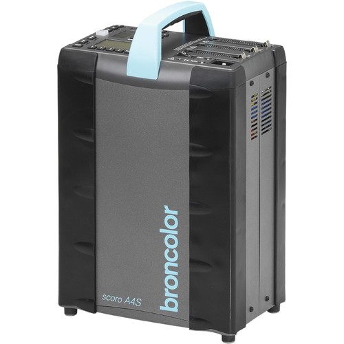 Broncolor Scoro A4S 3200 W/S Power Pack