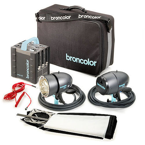 Broncolor Senso Kit 22 (2 Head Kit)