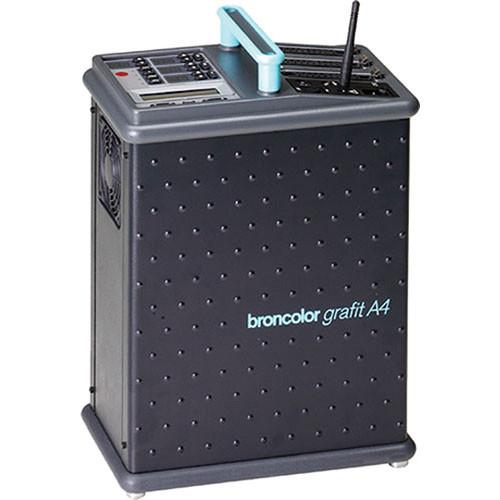 Broncolor Grafit A4 RFS Power Pack - 3200 Watt/Seconds (110-240VAC)