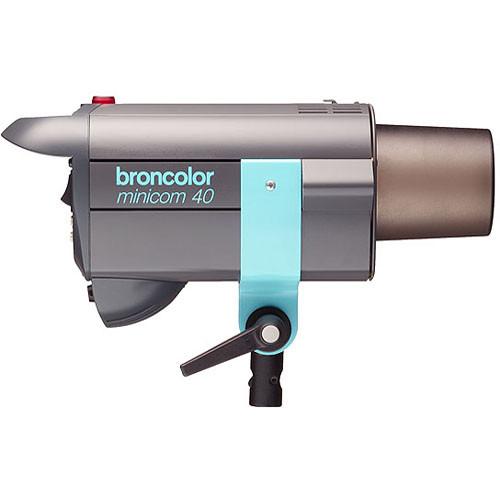 Broncolor Minicom 40 RFS, IR Slave - 300 W/S
