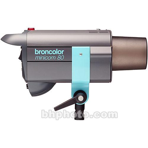 Broncolor Minicom 80 RFS, IR Slave - 600 W/S