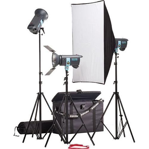 Broncolor Minicom Classic RFS Kit (100-240V AC)