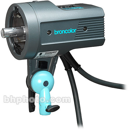 Broncolor Pulso Twin 4 - 2 X 3200 Watt/Second Lamphead