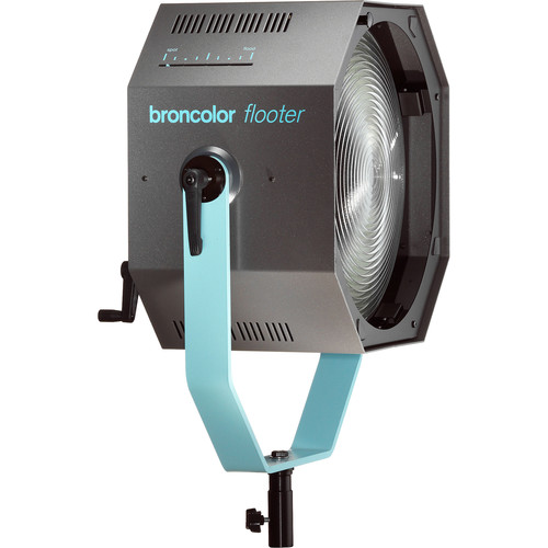 Broncolor Flooter Fresnel Attachment for Select Broncolor Heads
