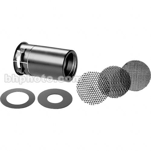 Broncolor Snoot Set for Broncolor Pico & Mobilite with 3 Grids and 2 Aperture Plates