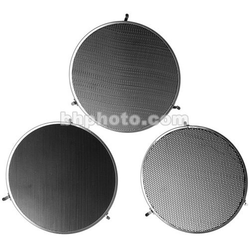 Broncolor Honeycomb Grids for P50 Reflector (Set of Three)
