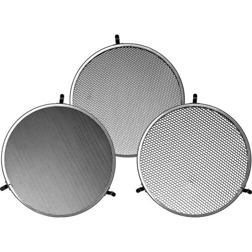 Broncolor Honeycomb Grid Set of 3, for P70 Reflector