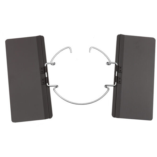 Broncolor 2 Leaf Barndoor Set for Broncolor P Travel Reflector