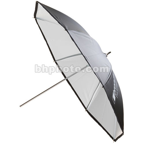 """Broncolor Umbrella - White with Black Backing - 32"""""""