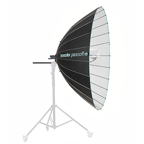 "Broncolor Para Soft 220 FB Umbrella (86.6"")"