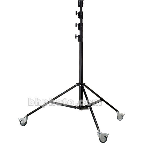 Broncolor XXL Air Cushioned Stand with Wheels (15')