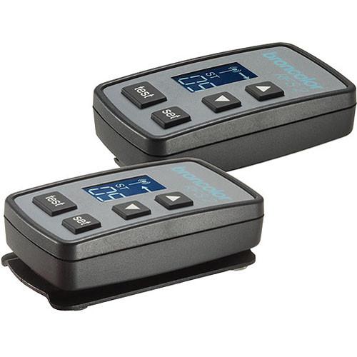 Broncolor RFS 2 Transmitter / Receiver Kit
