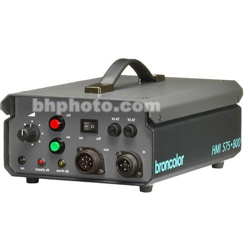 Broncolor 575-800 Watt HMI Ballast (90-265VAC)