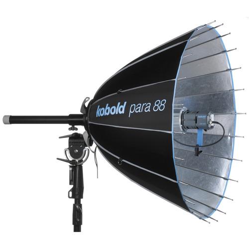 Broncolor Para 88 FB Reflector with Kobold Daylight Focusing Rod