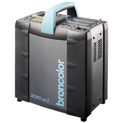 Broncolor Scoro S 1600 RFS Power Pack (100-240V)