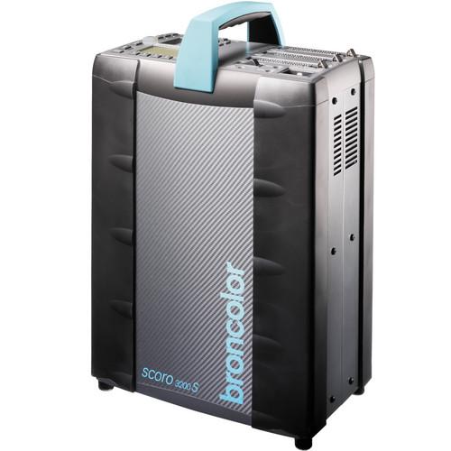 Broncolor Scoro S 3200 RFS Power Pack (100-240V)