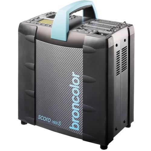 Broncolor Scoro S 1600 RFS 2 Power Pack (100-240V)
