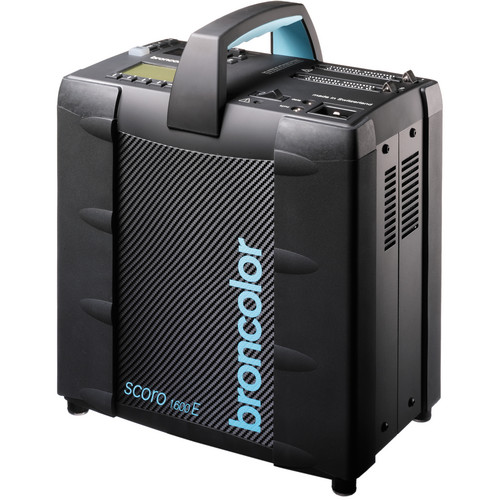 Broncolor Scoro E 1600 RFS Power Pack (100-240V)