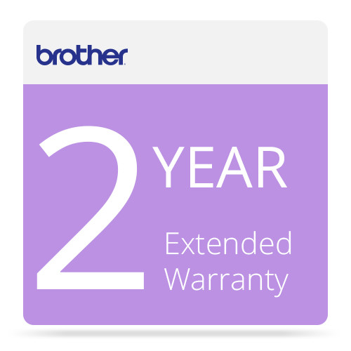 Brother 2-Year Extended Warranty for Pentax PocketJet Printers