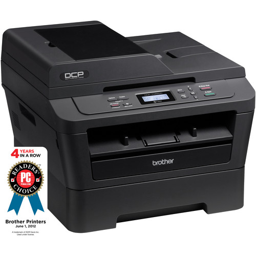 Brother DCP-7065DN Network Monochrome All-in-One Laser Printer