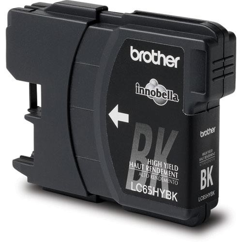 Brother LC65HYB  Innobella High-Yield Black Ink Cartridge