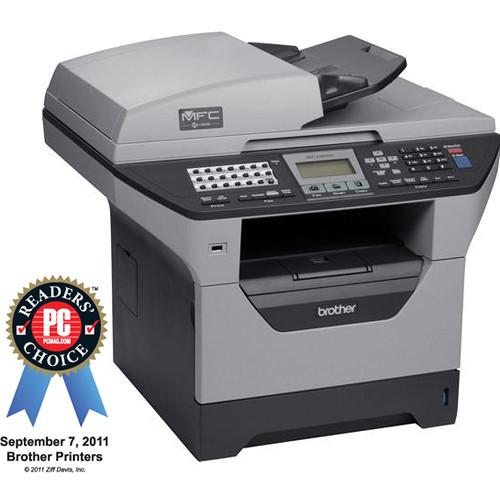Brother MFC-8480DN  Multi-Function Monochrome Laser Printer w/Networking & Duplex