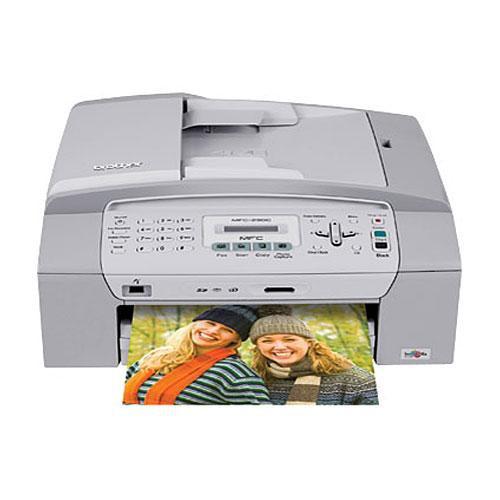 brother mfc 290c color inkjet all in one printer mfc 290c b h. Black Bedroom Furniture Sets. Home Design Ideas