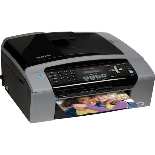 Brother MFC-295CN All-In-One Color Inkjet Printer