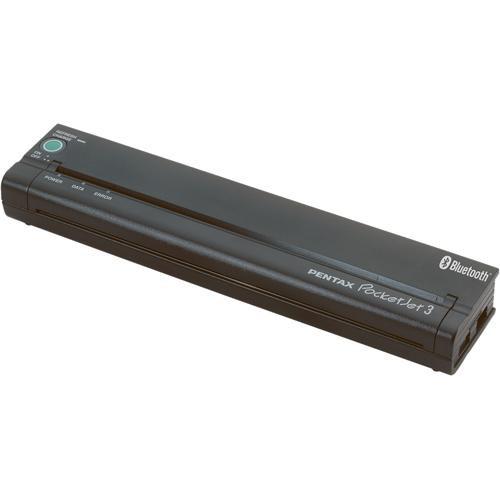 Brother PocketJet 3 Mobile 200DPI Printer w/Infrared & Bluetooth - Print Engine Only
